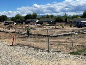 Meritage West Construction Site